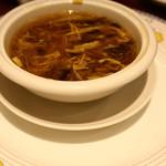 111241985 - 五目フカヒレのスープ