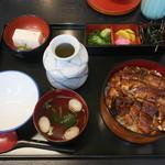 川治 - 料理写真:今回食べたもの