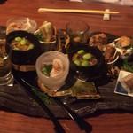 111249907 - 皿鉢料理(さわちりょうり)                         郷土料理=大皿料理