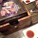 博多中洲 五臓六腑 - 炭火で焼いてます(2012.1)