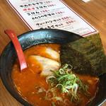 博多ラーメン 本丸亭 - 料理写真:とんこつ坦々麺