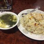 中国料理 珍味楼 - 五目チャーハン