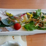 鯛丸海月 - 料理写真: