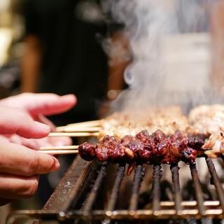 毎日厳選したぷりっぷりの朝引きの地鶏、国産野菜100%使用店