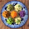辺銀食堂 - 料理写真:コース料理例(季節の島野菜の盛合せ