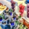サロン・ド・テ 名古屋ふらんす - 料理写真:マカロン5種(フレーズ・フランボワーズ・シトロン・キャラメル・ショコラ)、マカロンポップ2種(キャラメル・抹茶)