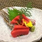 土風炉 夢町小路 - 料理写真:中トロ