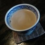 11126701 - ほうじ茶の甘いチャイ(Hot)