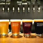 MAKUHARI BREWERY - ドリンク写真:魅力溢れるクラフトビールの世界をみなさまに!