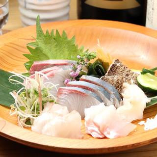 富山より毎日直送の「鮮魚」◎季節の味をリーズナブルに楽しんで