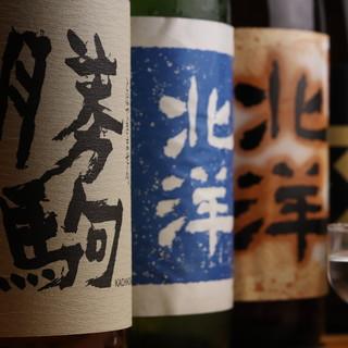 """幻の""""勝駒""""あります!お好みに応じて紹介する富山の「日本酒」"""