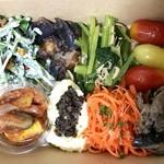 kicchinandoba-sanku - サラダクリュディテ(野菜のお惣菜)1434円