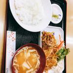 シブヤ - しょうが焼き定食