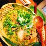 日本酒バル 蔵よし - 牛肉揚げ出し豆腐