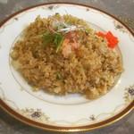 キッチン さわで夢屋 - 料理写真:カニ炒飯 ¥900