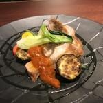 レストラン Citta - コース料理 肉料理