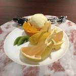 レストラン Citta - コース料理 デザート