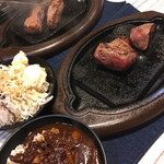 ステーキ本舗 -