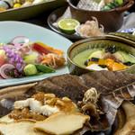 日本料理 瀬戸内 - 9-10月安芸の恵み会席