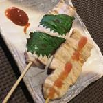 山鶏 ハナレ -