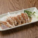 せいちゃん - 大山鶏のわさびパッチョ