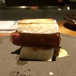 sousakuteppankonamonotoukyou - 名物 素敵サンド。             美味し。