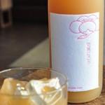 ○梅酒(約30種類)種類豊富で迷っちゃう