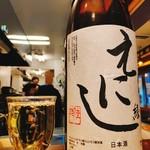 魚と日本酒 魚バカ一代 - えにし!