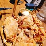 魚と日本酒 魚バカ一代 - 唐揚げ