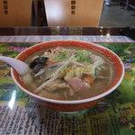 音羽鮨 - チャンポン麺