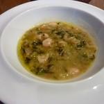 L'API - ランチのスープ