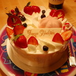 PÂTISSERIE DOUNEL - NEW!!2011.12 クリスマスケーキ