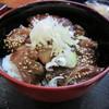 手打ちうどん さわいち - 料理写真:ヅケ丼