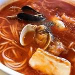 ミオ・パスタ - トマトスープ「あっぷ」