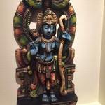 Truly south indian dakshin yaesu - 店内の像