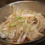 Gyouzasakabaootaya - 海老ゆで餃子