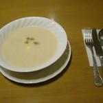 三味 - コーンスープ