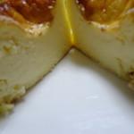 111299016 - バスク風チーズケーキ断面