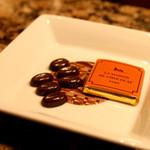 ラ・メゾン・デュ・ショコラ - 紅茶のセット
