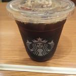 スターバックス・コーヒー - ドリンク写真:アイスコーヒーSサイズ330円+税v