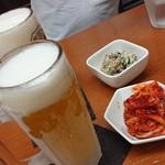 鶴餃子 - ん?