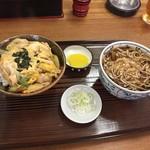 伊勢久 - 190612親子丼セット900円