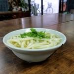 田村神社 日曜市うどん - 料理写真: