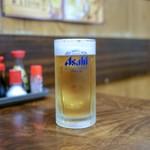 金時食堂 - ■生ビール 480円