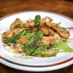 金時食堂 - ■豚の生姜焼き