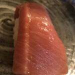 寿司辰 - 中トロ。上質