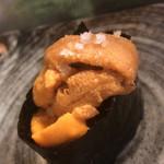 寿司辰 - これも上質。ミョウバン臭さは皆無