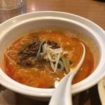 陳麻家 - ハーフ担々麺