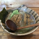 しあわせラーメン 金の糸 - 塩パーコー麺