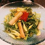 たつかわ - ○15種サラダ様